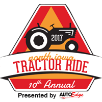 10th Annual North Iowa Tractor Ride