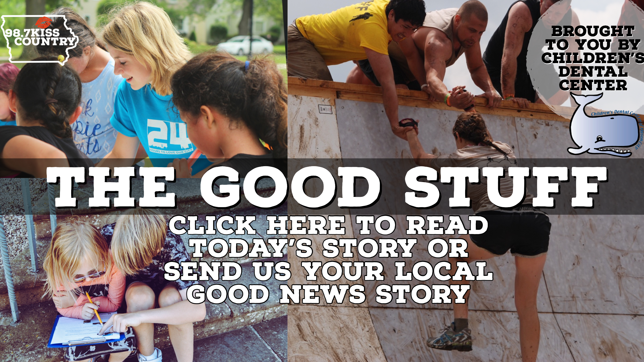 Submit your Good Stuff Story