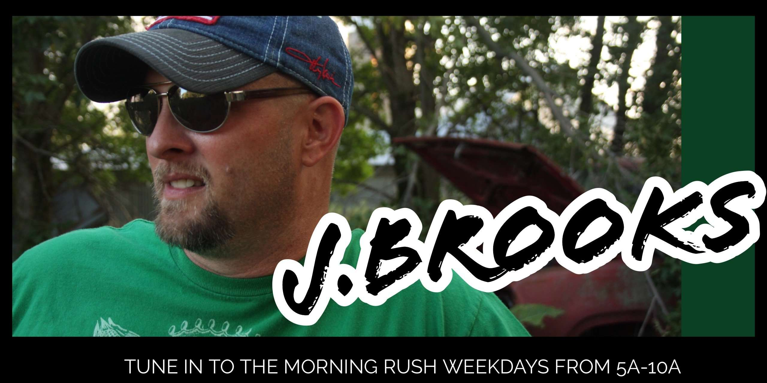 The Morning Rush with J.Brooks