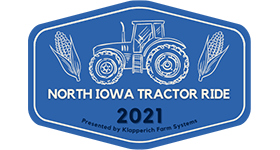2021 North Iowa Tractor Ride