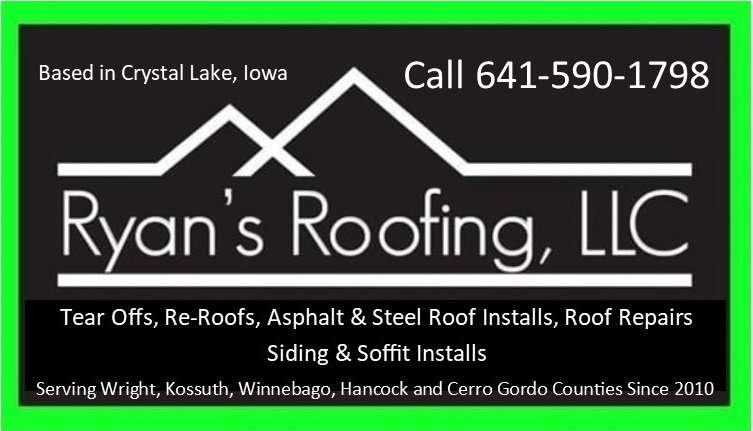 Ryan's Roofing